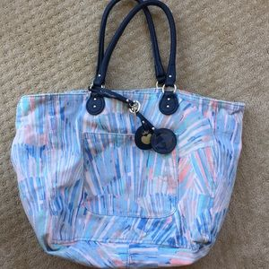 Juicy couture travel tote or beach tote